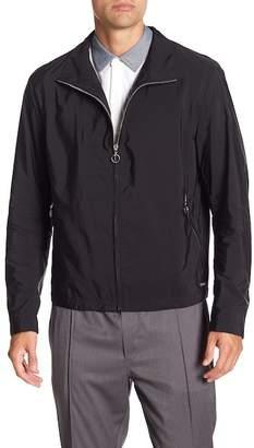 BOSS Spread Collar Jacket