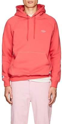 Dickies CONSTRUCT Men's Logo Cotton-Blend Fleece Hoodie