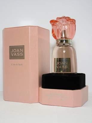 Joan Vass L'EAU DE OPALE Eau De Parfum Spray FOR WOMEN 3.4 Oz / 100 ml BRAND NEW ITEM IN BOX SEALED