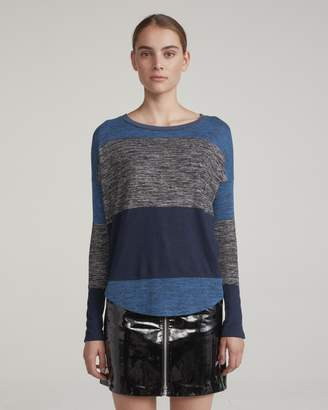 ee0fe07053b Long Sleeve Rayon Model And Spandex Top - ShopStyle