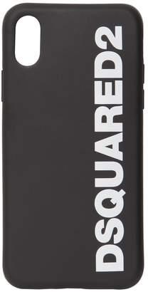 DSQUARED2 (ディースクエアード) - DSQUARED2 IPHONE X ラバー携帯ケース