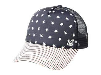 Roxy Truckin 4th of July Trucker Cap