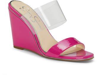 Jessica Simpson Winsty Wedge Slide Sandal