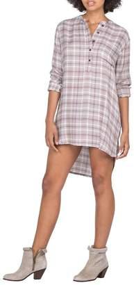 Volcom Plaidazzle Shirtdress