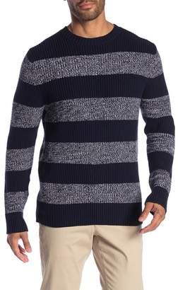 Joe Fresh Chunky Knit Stripe Sweater