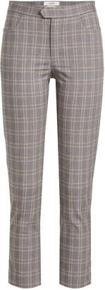 Etoile Isabel Marant Cropped Cotton Pants