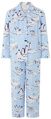 Monsoon Iclyn Flannel PJ Set
