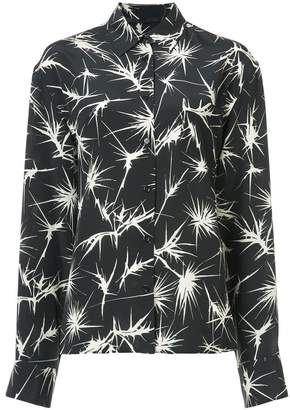 Haider Ackermann printed shirt