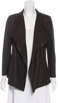 Donna Karan Metallic Casual Jacket