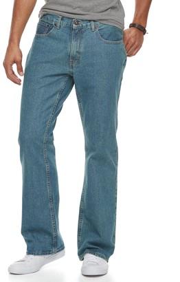 DAY Birger et Mikkelsen Men's Urban Pipeline Relaxed Bootcut Jeans