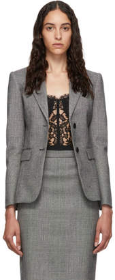 Altuzarra Black and White Fenice Blazer