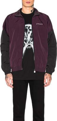 Givenchy Track Jacket in Dark Purple | FWRD