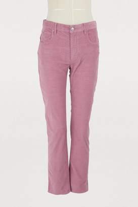 Etoile Isabel Marant Aliff cotton jeans