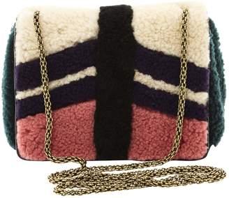Jerome Dreyfuss Wool clutch bag