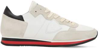 Philippe Model Tropez Mondial Veau Sneakers