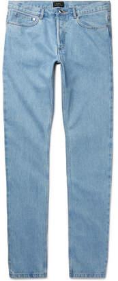A.P.C. Petit Standard Slim-Fit Selvedge Denim Jeans