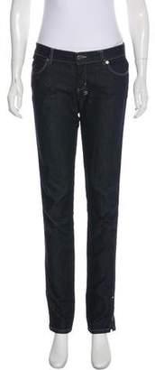 Ksubi Super Skinny Zip Mid-Rise Jeans