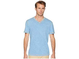 Agave Denim Dungeons Short Sleeve V-Neck Men's Short Sleeve Pullover
