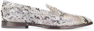 Etro leather loafers