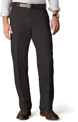 Dockers Comfort Khaki Relaxed-Fit Flat Front Pants