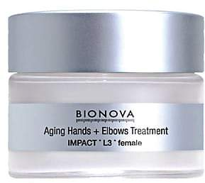 Bionova Women's Nano Skin Tech Aging Hands And Elbows Treatment (Level 3)