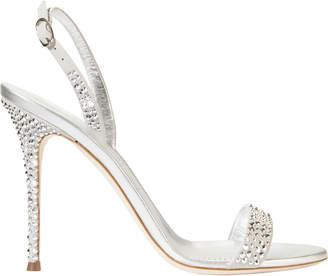 1bdbadbca Giuseppe Zanotti Silver Women s Shoes - ShopStyle