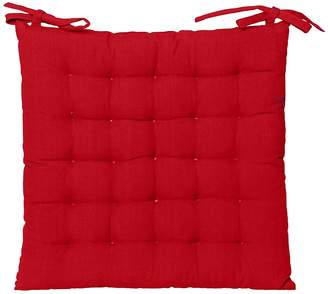 J.Elliot Home j.elliot HOME Solid Indoor/Outdoor Seat Cushion, Laforma bright red