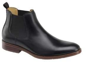 Johnston & Murphy Garner Leather Chelsea Boots