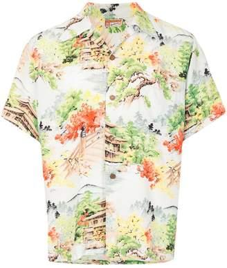 Fake Alpha Vintage 1950s Hawaiian shirt