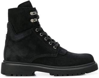 Moncler lace-up chunky boots