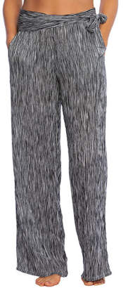 La Blanca Ripple Wave Coverup Pants