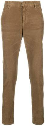 Dondup corduroy slim-fit trousers