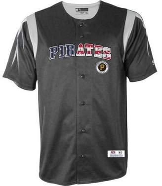Americana MLB Pittsburgh Pirates Men's Button Down Jersey