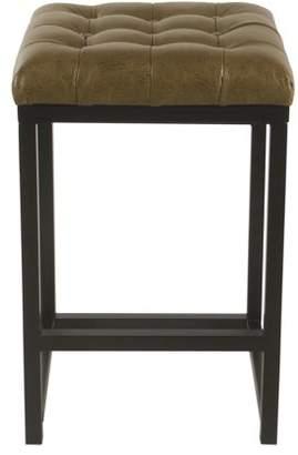 Pleasant Leather Back Barring Shopstyle Inzonedesignstudio Interior Chair Design Inzonedesignstudiocom