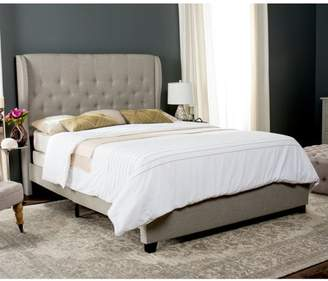 Safavieh Blanchett Tufted Bed, Available in Multiple Colors and Sizes