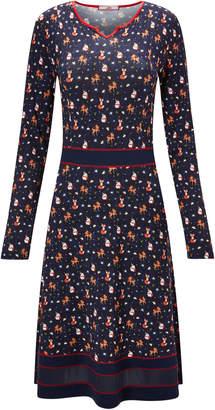 Joe Browns Cheeky Christmas Dress