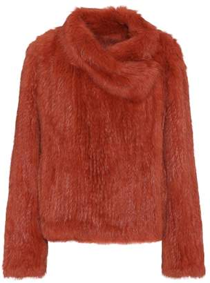 Meteo by Yves Salomon Fur jacket
