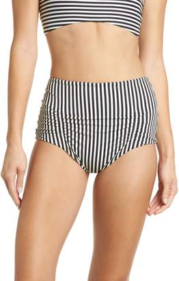 Boys + Arrows Louise High Waist Bikini Bottoms