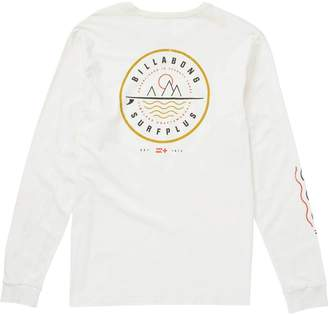 Billabong Crossboard Long Sleeve Tee ediu
