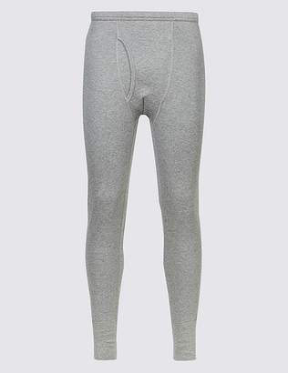 Marks and Spencer Cotton Blend Thermal Long Johns