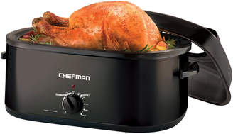 Chefman Black 20-Quart Roaster Oven