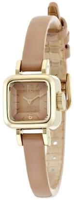 CABANE de ZUCCa (カバン ド ズッカ) - [カバン ド ズッカ]CABANE de ZUCCa 腕時計 キャラメル CARAMEL AWGP005 レディース