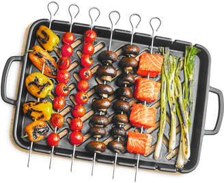 Martha Stewart Collection Skewer Grill Plate, Created for Macy's