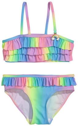 H&M Tiered Bikini - Purple