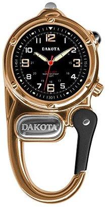 Dakota (ダコタ) - Dakota MiniClip Microlight LEDクリップwatch-shinyローズゴールド仕上げ