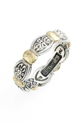 Women's Konstantino 'Aspasia' Hammered Band Ring $210 thestylecure.com