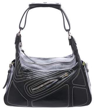 Tod's Leather Miky Bag