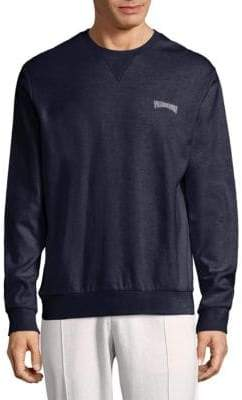Vilebrequin Solid Cotton Sweater