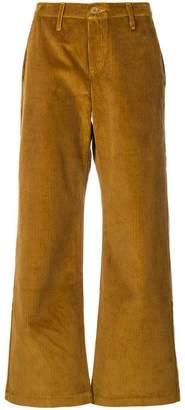 John Elliott corduroy wide leg trousers