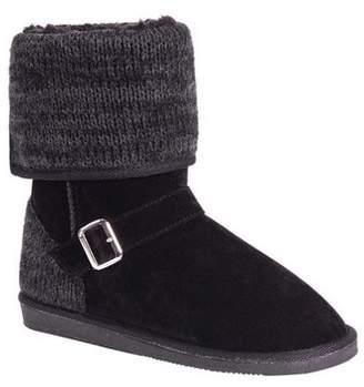 Muk Luks Women's Chelsea Sweater Boot